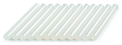 Dremel GG11 Mehrzweck-Heißklebestifte - Zubehörsatz für Dremel 940 Heißklebepistole mit 12 Heißklebestiften 11mm, hohe Temperatur, zum Kleben von Holz, Kunststoff, Keramik etc.