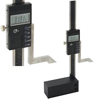 iGaging Digital Protractor with 7 and 4 Stainless Steel Bladed