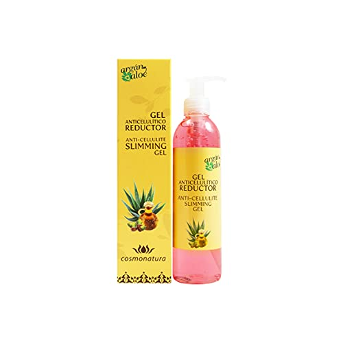 Argan-Aloe Gel Anticelulítico, 250 ml von Cosmonatura