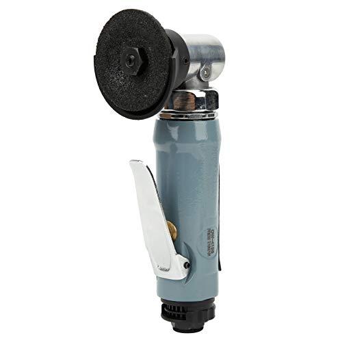 Amoladora de ángulo neumática Lijadora neumática 1/4 pulg. PT 10000 rpm Ahorro de energía Ligero para parches de chapa Esmerilado Recorte Esmerilado de bordes de plumas