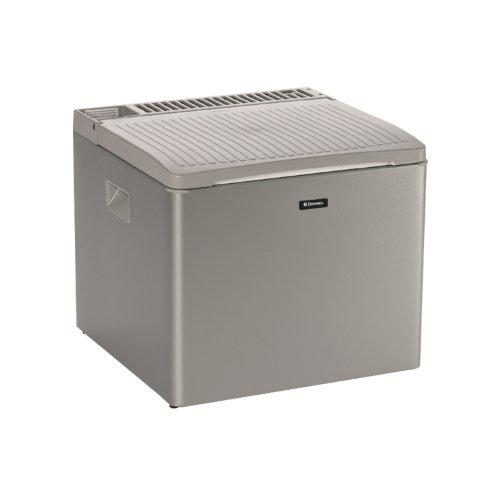 Dometic CombiCool RC1200 - Refrigerador portátil de absorción (40 L, 30 mbar, absolutamente silencioso, 12 V, 230 V y gas