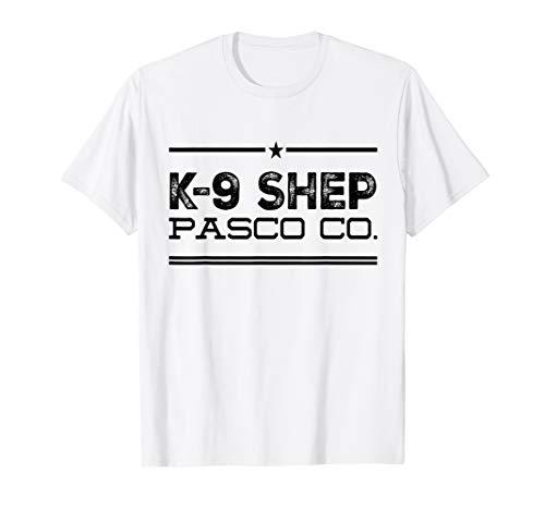 K9 SHEP PD SHIRT