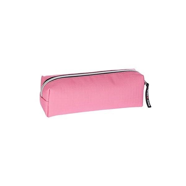 Pro-Dg Estuche portatodo Cuadrado, Color Rosa, 22 cm (Karactermanía 56826)