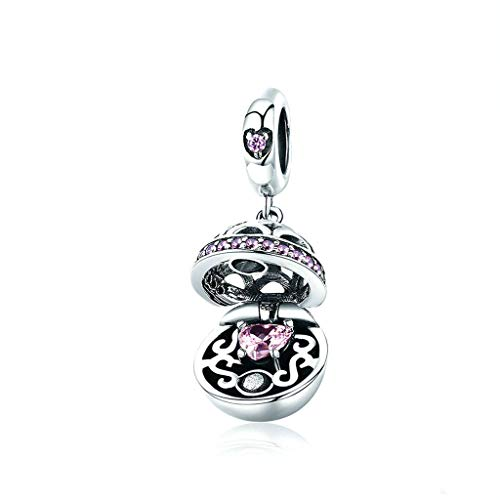 S&E Anhänger Sterling Silber Zirkon Anhänger Schmuck Accessoires Halsketten Armbänder Crafting