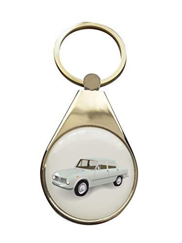 StartYourDreamCar sleutelhanger - Alfa Romeo - Guilia