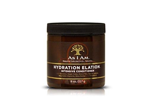 As I am - Hidratación 8 Oz - Máscara Acondicionadora Hidratante y Nutriente
