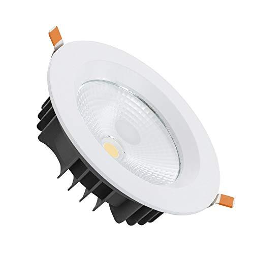Downlight LED COB 30W LIFUD Blanco Frío 6000K - 6600K