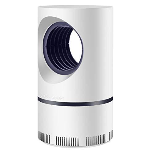 Ghaike Asesino de mosquitos, portátil para el hogar, mudo, mosca, fuente de alimentación USB saludable y eficaz, hogar cocina dormitorio al aire libre
