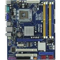 『ASRock M/B LGA775 Intel G41 ASRock G41/ICH7 M-ATX DDR2/DDR3 G41C-GS』のトップ画像