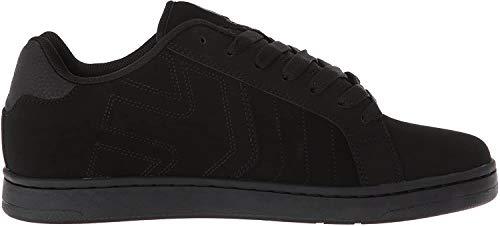 Etnies Men's Fader 2 Skate Shoe, Black/Black/Black, 11 Medium US