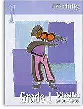 Trinity Violin Grade 1 Pieces 2004-2009 Violin/Piano