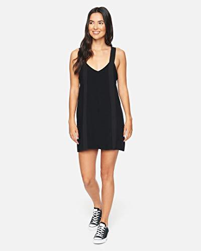 Hurley W Jenna Dress Vestido, Mujer, Black, M