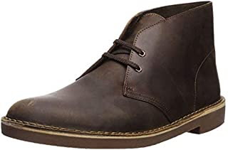 Clarks Men's Bushacre 2 Chukka Boot, Black Smooth, 9.5 M US (B01JS63P44) | Amazon price tracker / tracking, Amazon price history charts, Amazon price watches, Amazon price drop alerts