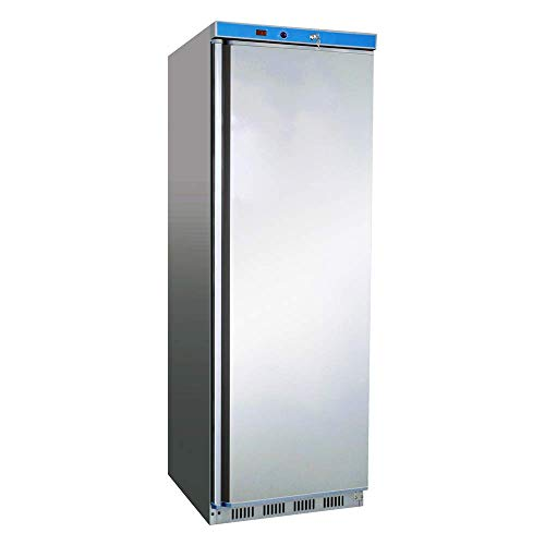 Congelador vertical INOX profesional para restaurantes - Maquinaria Bar Hostelería