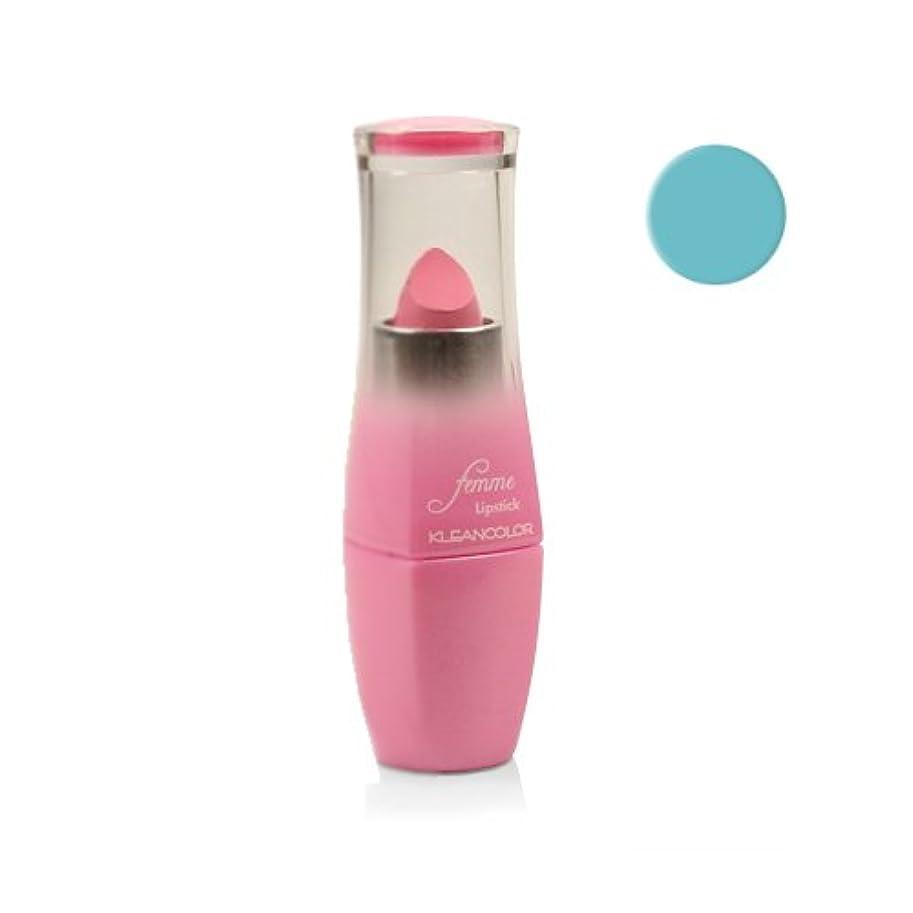 反対アラーム国内の(6 Pack) KLEANCOLOR Femme Lipstick - Jewelry Box (並行輸入品)