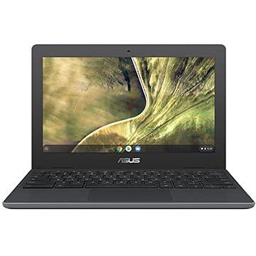 ノートパソコン 11.6型 Chromebook Celeron 4GB eMMC16GB ダークグレー