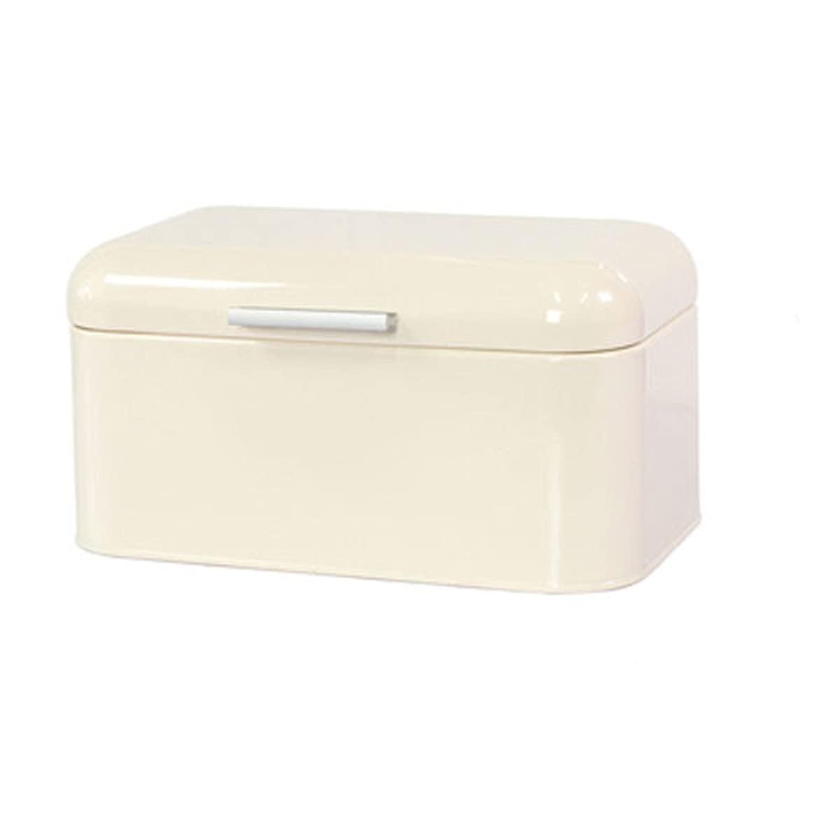 MingChengKj Old- 4 years warranty Fashioned Bread Box- Box Iron Art Desktop 35% OFF Snack