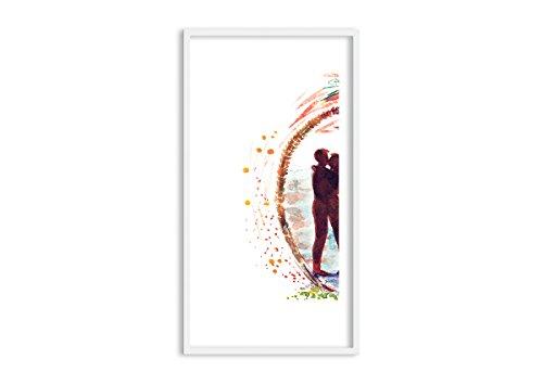 ARTTOR Décoration Murale. Cadres Decoratif Mural - Impression sur Toile. pour la Chambre et Le Salon. Divers imprimés et Différents Thèmes Graphiques - F1WPA65x120-2989