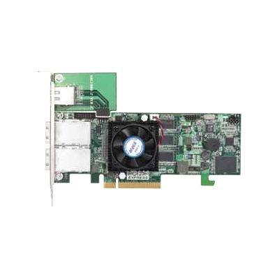 Price comparison product image Areca arc-1880 X RAID Controller Raid Controller (SAS,  SATA,  PCI Express x8,  Half-Height (Low-Profile),  512 MB,  DDR2