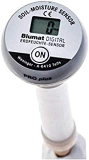Blumat Digital Soil Moisture Meter & Soil Moisture Sensor || Works Great with Drip Irrigation Kit(s) & Ensures Irrigation ...
