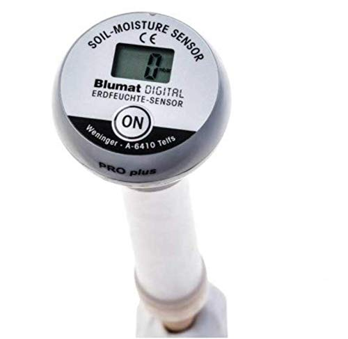 Blumat Digital Soil Moisture Meter & Soil Moisture Sensor || Works Great with Drip Irrigation Kit(s) & Ensures Irrigation System Function