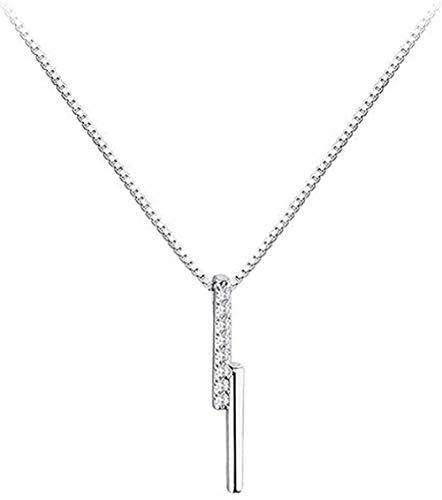 ZHIFUBA Co.,Ltd Collar Dama Collar Largo geométrico Charm Regalos Simples