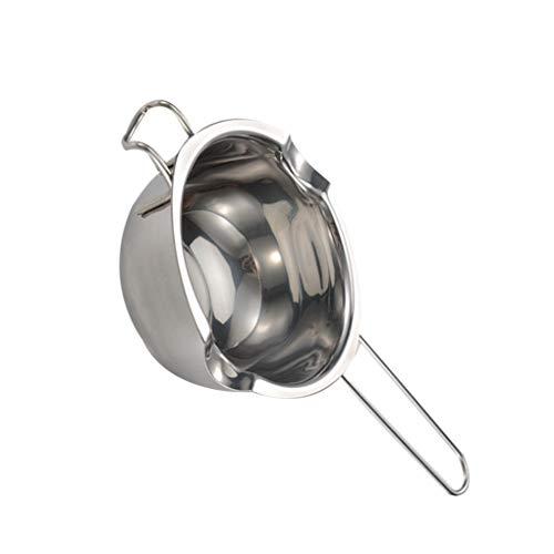 heacker 304 in Acciaio Inox di Fusione del Cioccolato Burro Formaggio bagnomaria Pot Forno riscaldato Ciotola del Latte