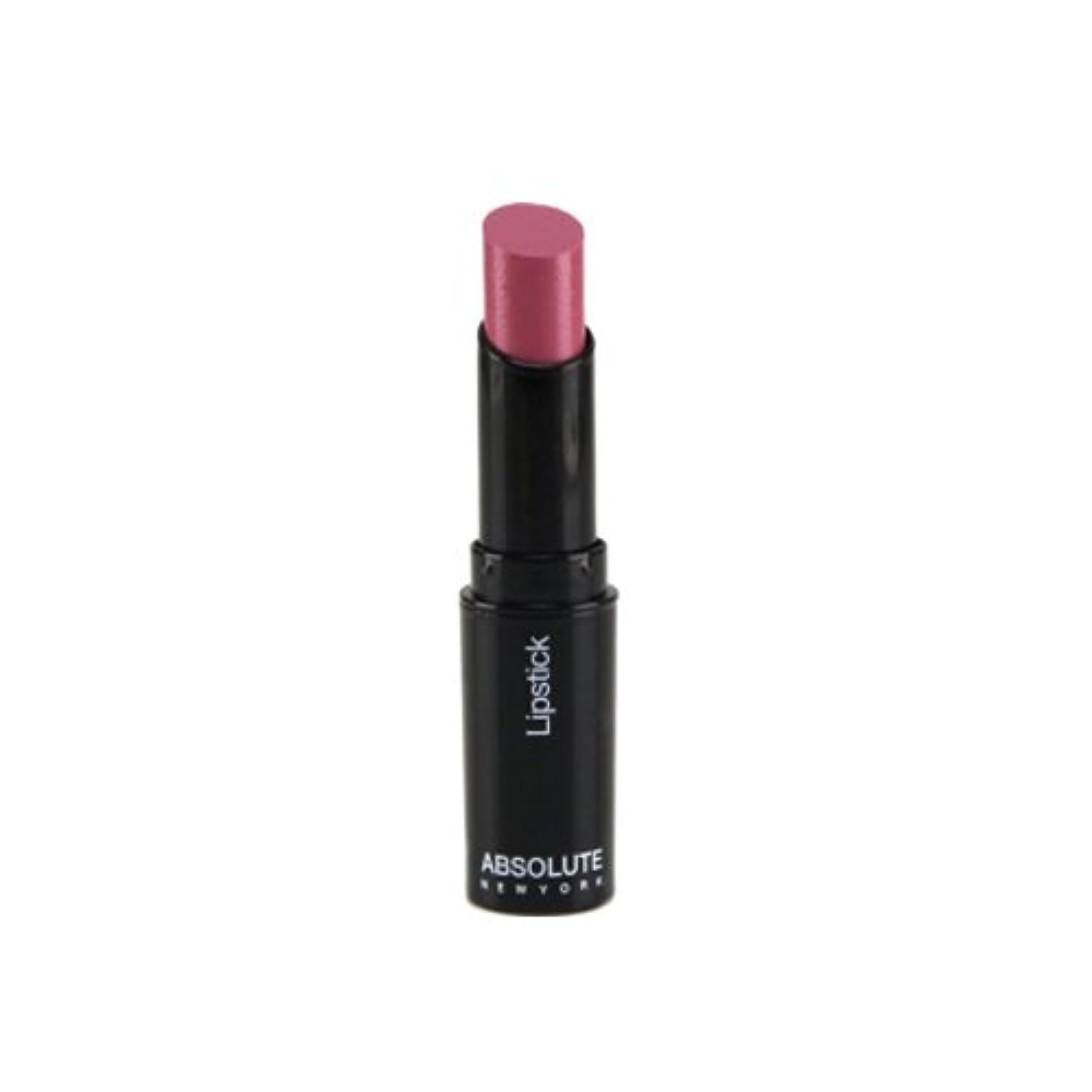 出くわす加入薄汚い(6 Pack) ABSOLUTE Ultra Slick Lipstick - Vivid (並行輸入品)