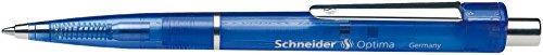 Schneider Blue Optima Ballpoint Pen