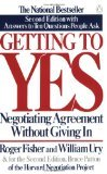 Getting to Yes - Random House Business Books - 12/09/1991