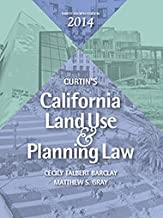 Curtin's California Land Use & Planning Law, Thirty-fourth Edition