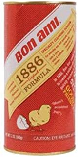 Bon Ami 1886 Formula - 12 oz (Pack of 4)