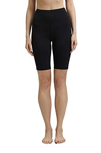 ESPRIT Sports Damen ocs Biker Shorts, 001, M