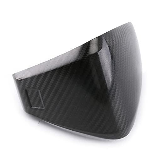 ZMMWDEAccesorios Scooter Cubierta Decorativa de Fibra de Carbono, para H=Onda Forza 300 2018
