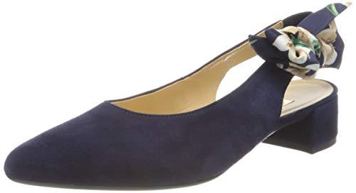 Gabor Shoes Damen Fashion Pumps, Blau (Bluette 16), 40 EU