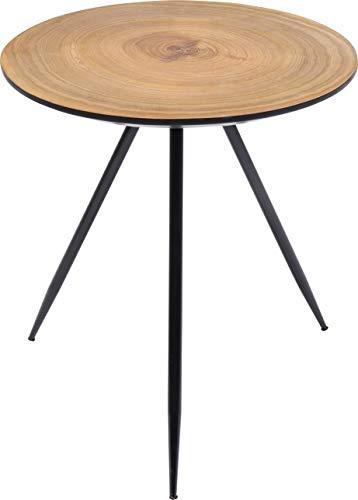 Kare Design Beistelltisch Chip Ø40cm (H/B/T) 48 40 40