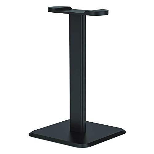 Tingz Soporte Auriculares Mesa Ajustable para Gaming,Universal Soporte Auriculares para Juegos de Aluminio Base Estable,Soporte de Cascos Gaming Duradero para el hogar,la Oficina