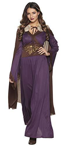trajes vikingos mujer