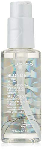 Joico Blonde Life Brilliant Glow Brightening Oil Öl Blondes Haar 100ml