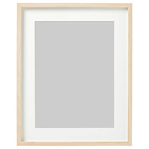 Marco HOVSTA 40x50 cm efecto abedul