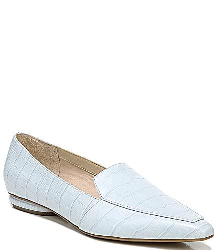 [フランコサルト] シューズ 24.0 cm スリッポン・ローファー Balica Croco Embossed Leather Loafers Frost レディース [並行輸入品]
