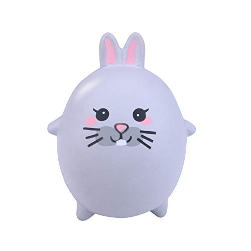 Fasclot Adorable Animals Slow Rising Cream Scented Stress Relief Toys