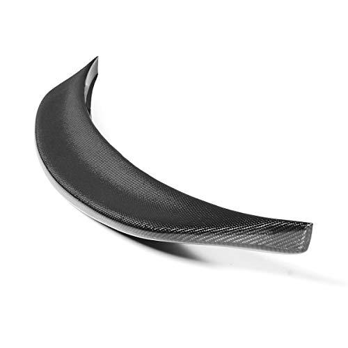GNY Spoilers Fibra de Carbono de pez Paddle Backside Backside del ala de alerón para 2015-2018 Subaru Impreza para WRX Alerón Trasero para Coche