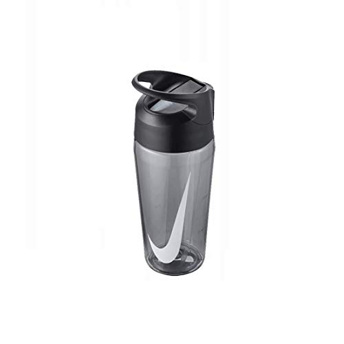 Nike TR Hypercharge Straw Bottle 16oz/473mlanthracite/anthracite/white