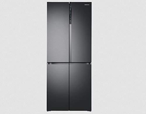 Samsung - Frigorifero side by side a libera installazione RF50N5970B1 finitura matt black da 79.5cm