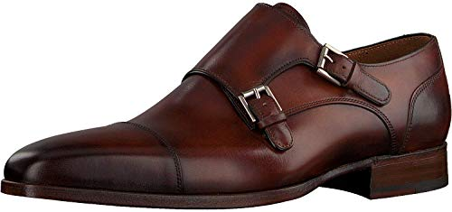 Greve Herren Magnum 4453 Business Schuhe, Braun, 44 EU