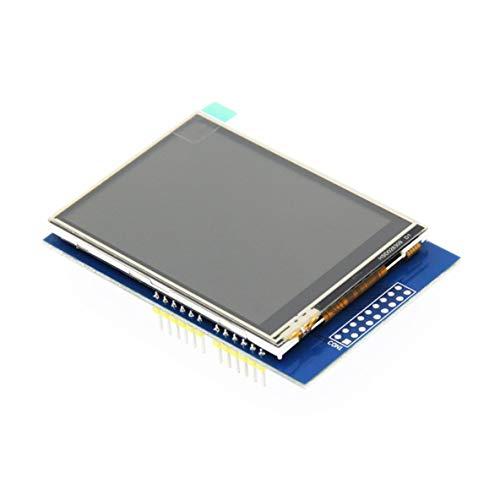 nbvmngjhjlkjlUK 2.8 Pouces Tft SPI série LCD résolution 320 * 240 2.8 Pouces écran LCD pour Arduino 5 V / 3.3 V Pilote IC Ili9341 avec Tactile