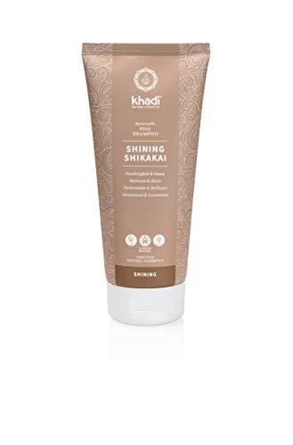 khadi Naturkosmetik Ayurvedisches Elixier Shampoo Shining Shikakai 200ml