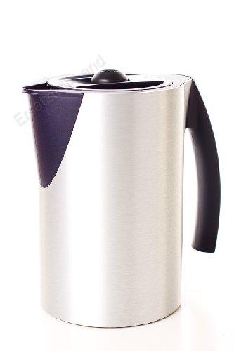 Thermoskanne / Kaffeekanne / Ersatzkanne für Porsche Kaffeemaschine - Teile-Nr. 264701 - gerade Form