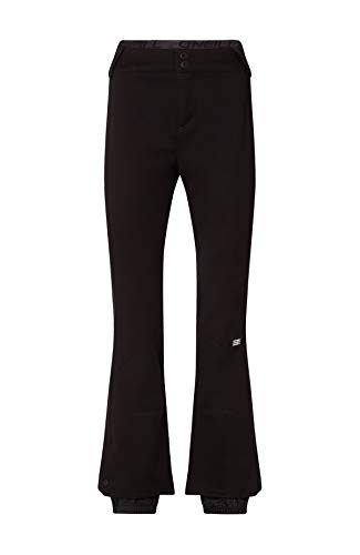 O'NEILL PW Blessed Pants Pantalon Esqui Mujer, Black out, XS